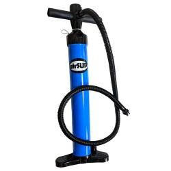 airSUP KT2 Pump 15psi - 5分間  空気圧 airSUP パドルボード ハンドポンプ 2x 2200cc ゲージ付 簡単 ダブル・アクション max 2bar 30psi